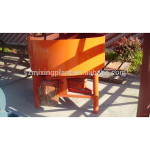 2014 hot 350L ready mix concrete machine oversea service available