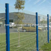 Geschweißter Zaun
