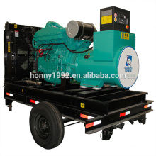 15kVA-2000kVA Googol Diesel Fuel Trailer Electric Generator