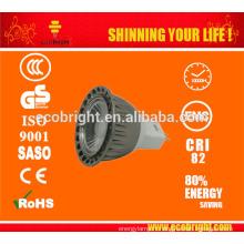 12V 3W MR16 LED Spot Light/GU5.3 ampoule LED MR16 54SMD 3528/verre LED spot MR16