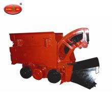 cargador de roca de minería subterránea / máquina de desmontaje de túnel / cargador de roca de mucking
