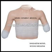 ISO Advanced Bandaging Modèle de position supérieure, modèle de vinaigrette