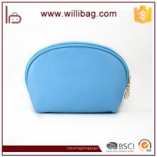 Custom Logo Fashion Mini Makeup Bags Korean Style PU Bolsa de cosméticos