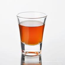 60ml klares kleines Whiskyglas