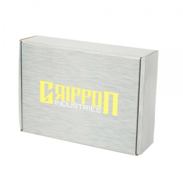 Corrugated paper clothes packaging box