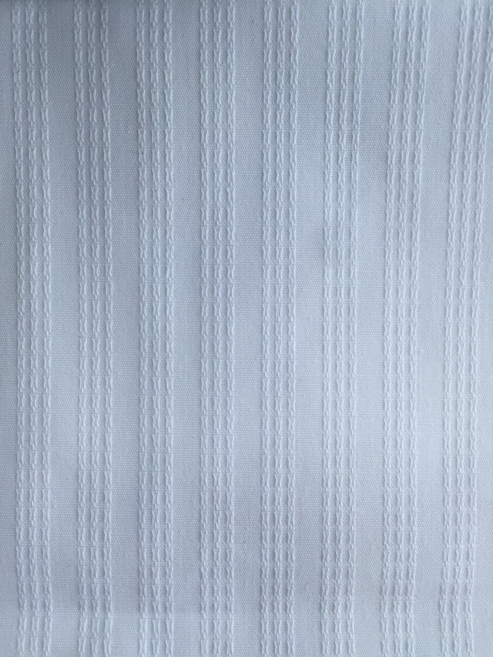 Taekwondo uniform three strip fabric