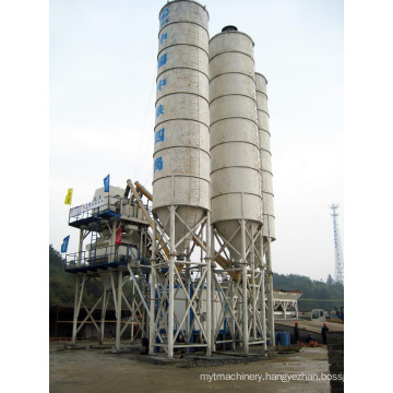 Hzs 90 Stationary Concrete Batching Plant (90m3/h)