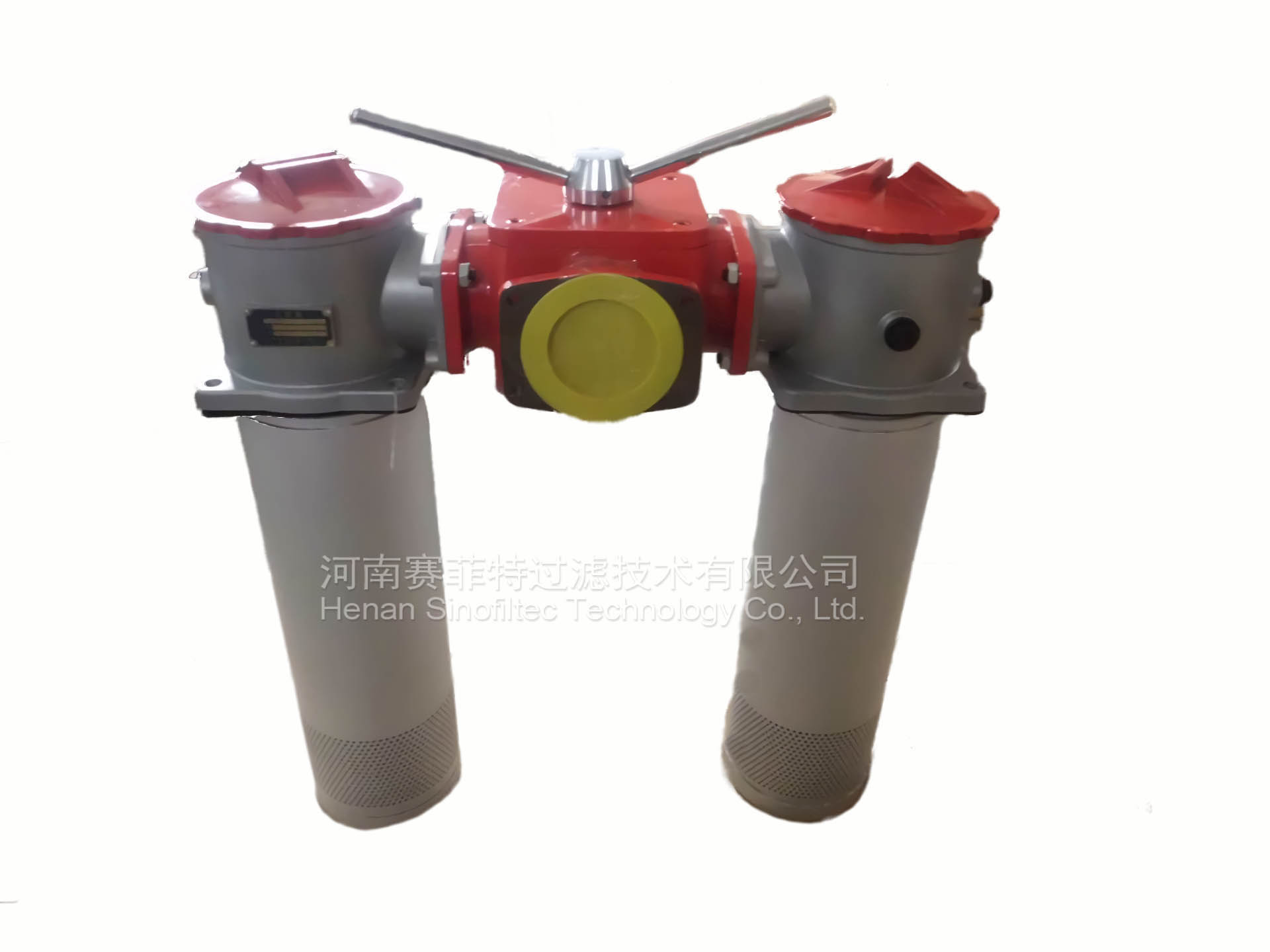 SRFA Duplex Tank Mounted Mini-Type Return Filter Series (2)