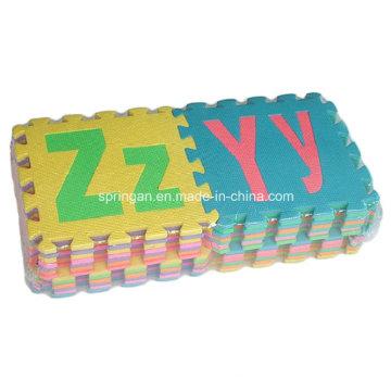 English Alphabet Mosaic EVA Mat Toys 26PCS