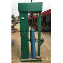 Vannes de cylindre pour machine de chargement / déchargement