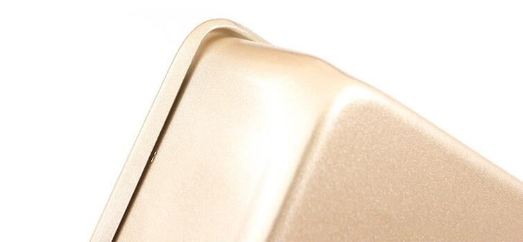 9'Golden Non-stick Rectangular Cake Mold (9)