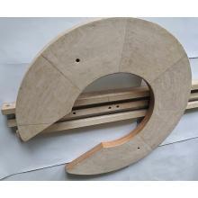 Ламинированные деревянные изоляционные детали