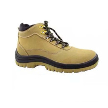 China Factory Professional PU/Leather Industrial Safety Worker Labor Shoes