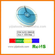 Niveau de bulle circulaire avec précision précision YJ-CR4510