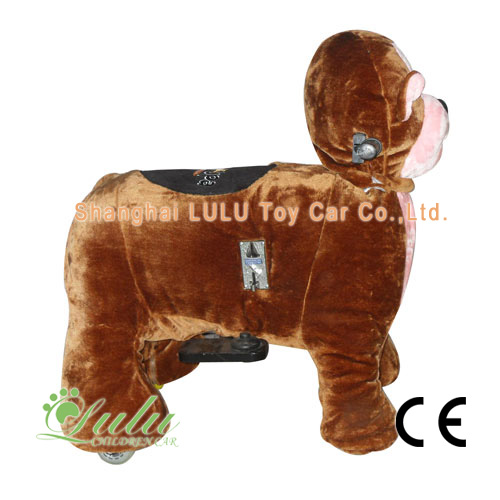 Singe animaux Rider Coin Operated Machine