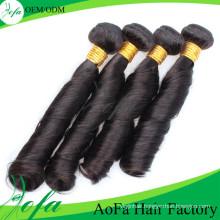 7A Grade Top Quality Mongolian Human Hair Virgin Remy Hair