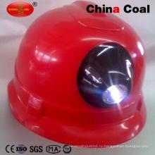 Bk1000 Аккумуляторный 1W светодиодный светильник шлема безопасности