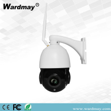 4X zoom 1080P WiFi Speed ​​Dome IP-camera