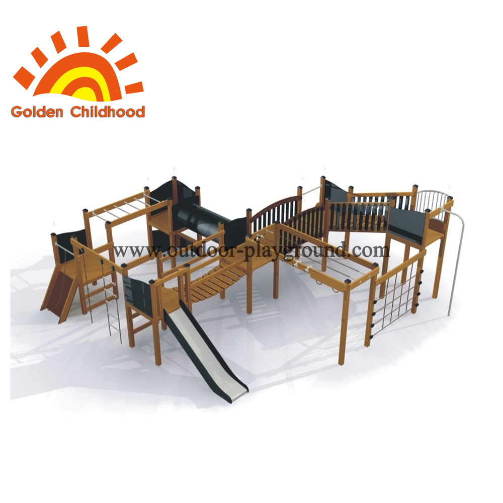 Customized Slide Children Outdoor Playground