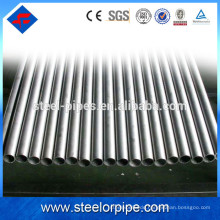 BS1387 heiß getaucht nahtlose Stahl nahtlose Rohr Preis