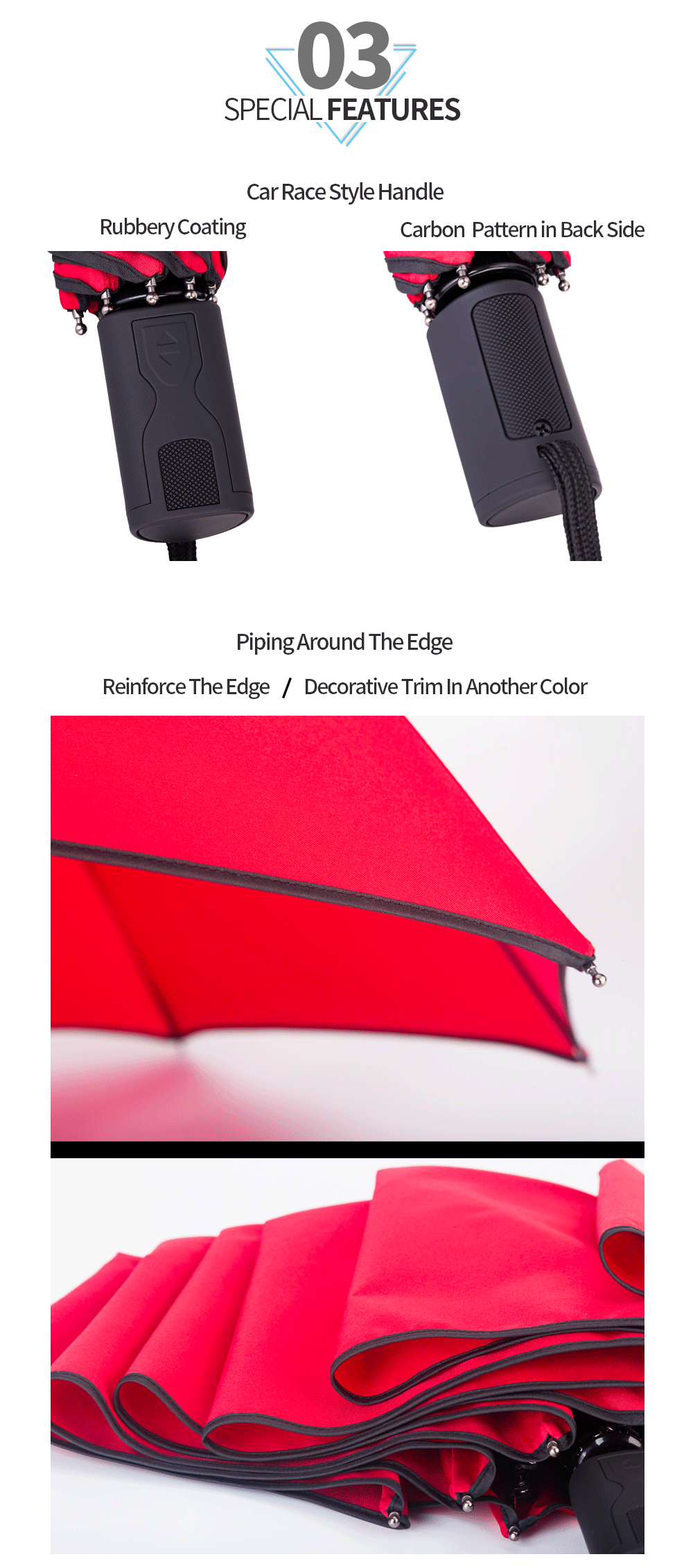 folding umbrella mechanism