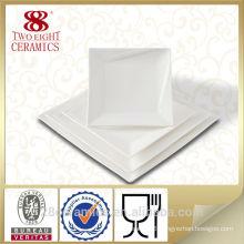 Wholesale dining plates set, crockery dessert plate
