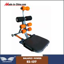 Équipement d'exercice Traitement abdominal Solde de puissance pour les adultes