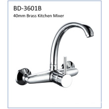 Bd3601b Brass 40mm Single Lever Kitchen Faucet