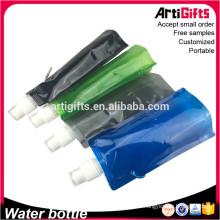 China Promotion Bottle Sports Foldable Plastic Bottle