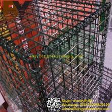 PVC Coated Welded Gabion Basket Box