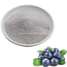 Instant soluble Natural blueberry fruit juice powder