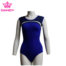 Custom Royal Blue Training Childrens Leotard