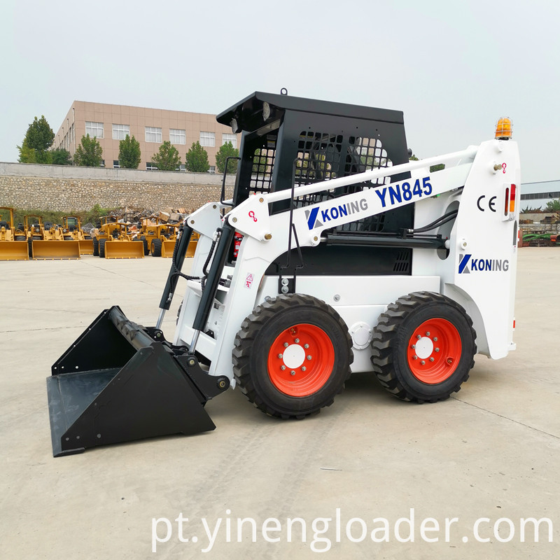 Ce Small Skid Steer Loader