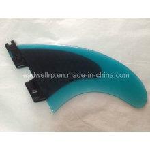 Semi-Transparente Silicone Overmoulding Nylon Prototype