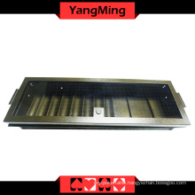 1-Layer Metal Poker Chip Tray (YM-CT20)