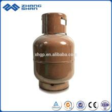 Fabrik Direktverkauf Stahl hergestellt 2l Gasflasche mit wettbewerbsfähigen Preis