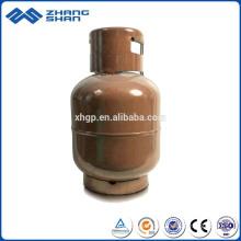 L'acier de vente directe d'usine a fait la bouteille de gaz de 2l avec le prix concurrentiel