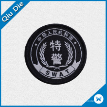 Cycle Design High Quality Woven Labels USD for Poloce Clothing Labels