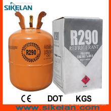 Kältemittel Gas R290
