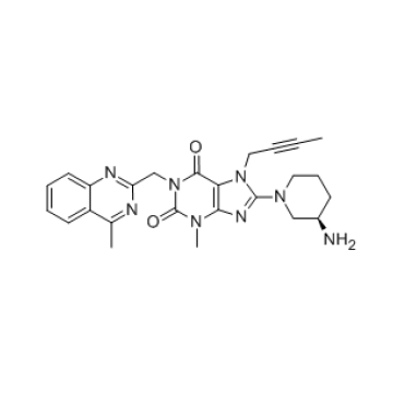 Highly Effective DPP-4 Inhibitor Linagliptin CAS 668270-12-0