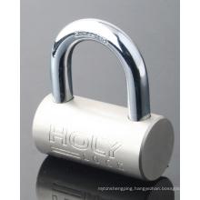 Nickel Plated Hammer Padlock (HP)