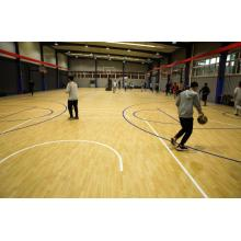 Indoor PVC Basketball Court Mat Sports Flooring