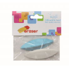 Irregularity Colorful Eraser
