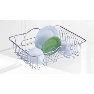 Metal Wire Dish Draining Basket