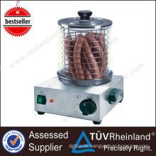 Automatic Professional Vending Steamer Maker hot dog machine