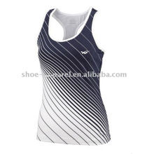 Wholesale factory low price womens fitness top,gym wear
