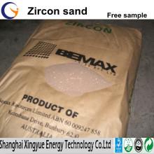 Циркон песка для продажи, высокой чистоты циркон песок