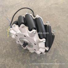 Customized Presale Electric Mecanum Robot Polyurethane Wheel With 500kg Load