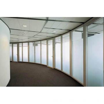 Vidrio de ventana templado personalizado de cristal del edificio del hotel