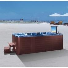 Large Container Whirlpools Swim Spa Hot Tub Bathtub